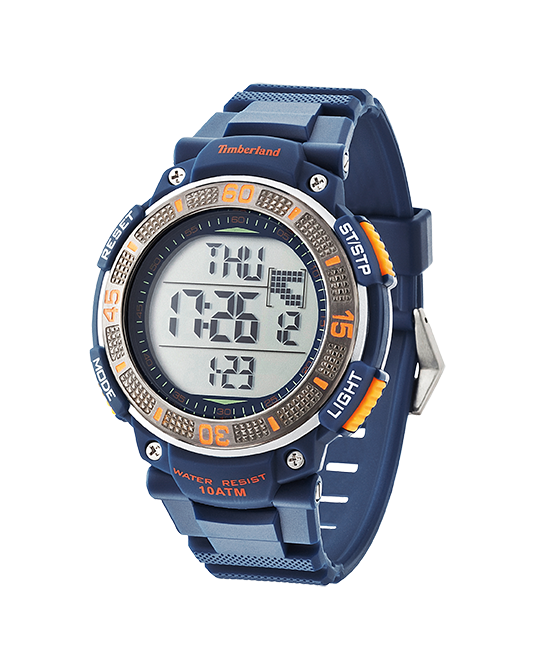 Timberland Watches: Detail